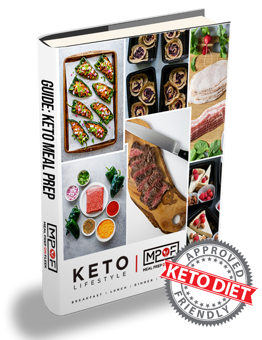 Keto Meal Prep eBook